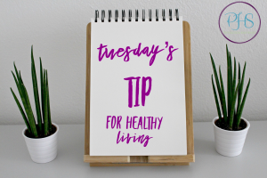 Tuesday's Tip